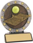 Tennis - All-star Resin Trophy All Star Resin Trophy Awards