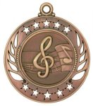 LPM Music Galaxy Medal Galaxy Medal Awards
