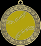 Illusion Softball Medals Illusion Medal Awards