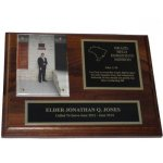Solid Wood Missionary Plaque Photo Plaques