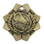 Imperial Cheer Medals Wreath Medal Awards